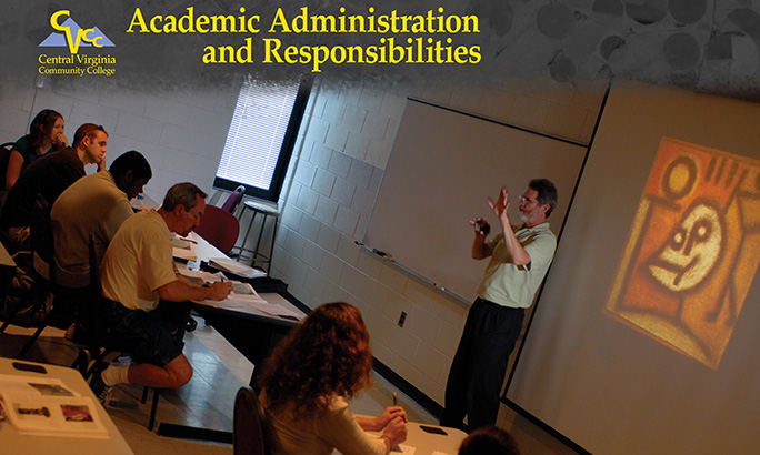 Academic Administration and Responsibilities